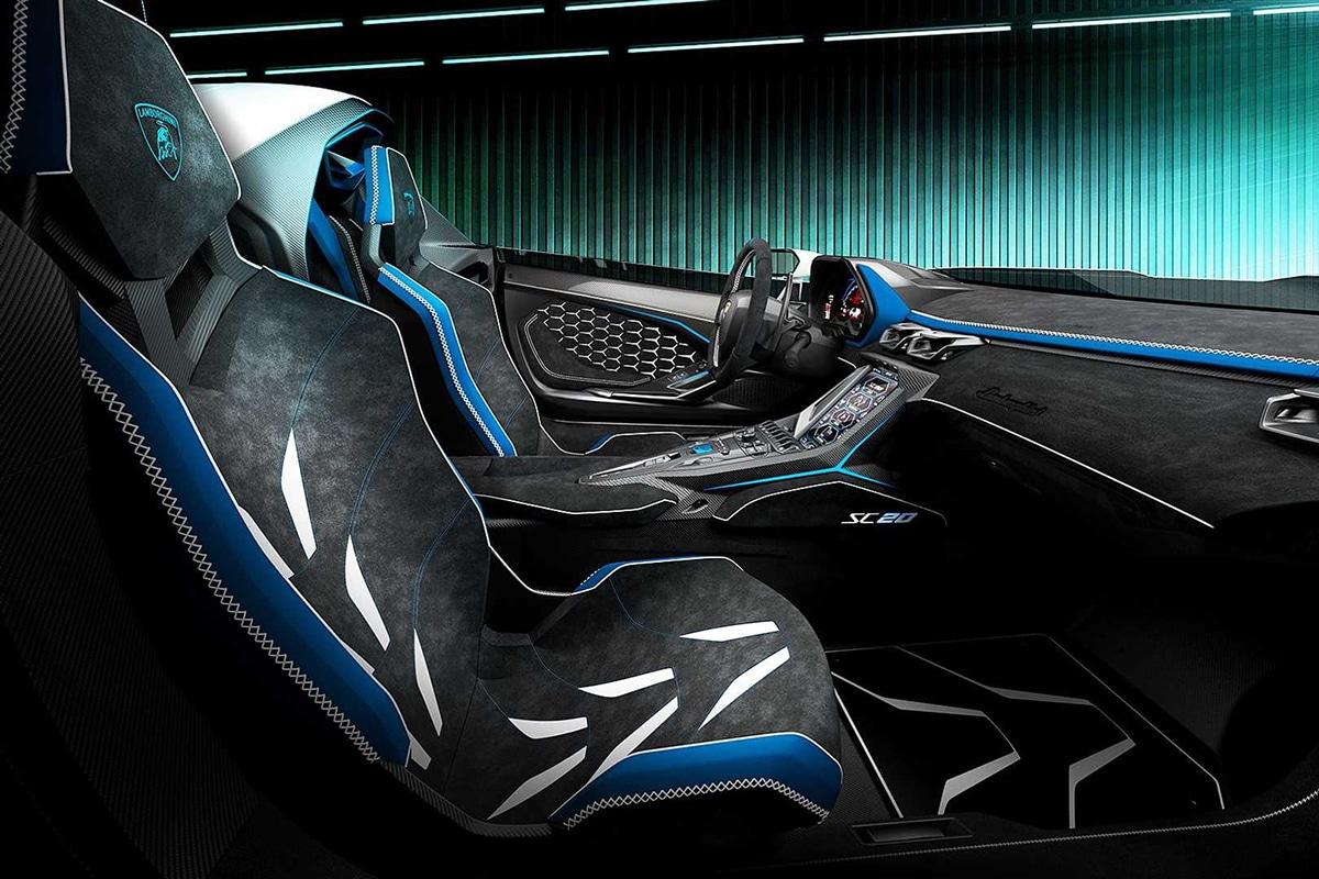 Lamborghini sc20 17