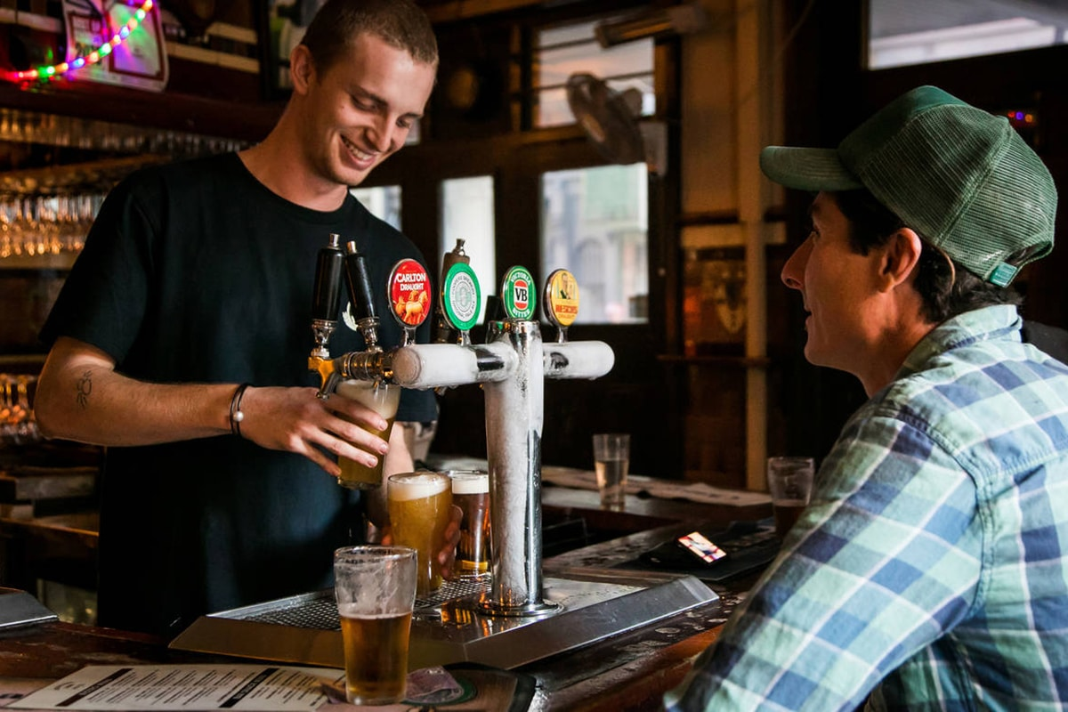 Best Surry Hills Bars to Whet Your Whistle The Cricketers Arms Hotel