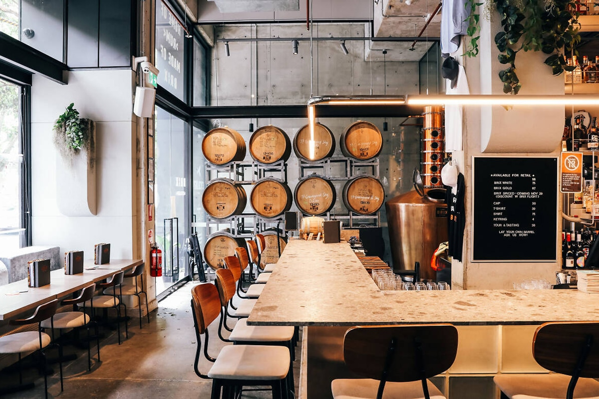 Best Surry Hills Bars to Whet Your Whistle Brix Distillers