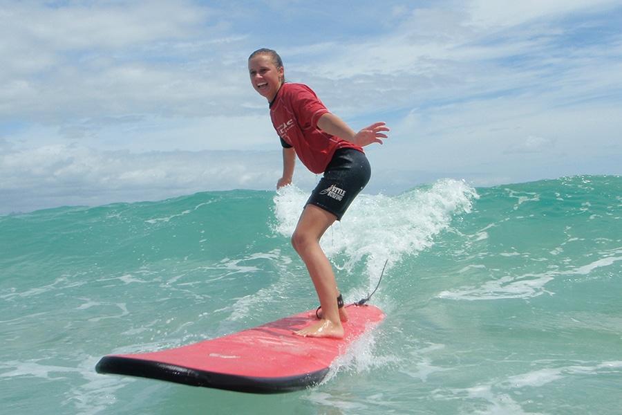 5 besten Surfschulen in Byron Bay
