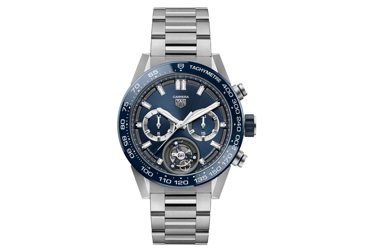 6 tag heuer carrera tourbillon