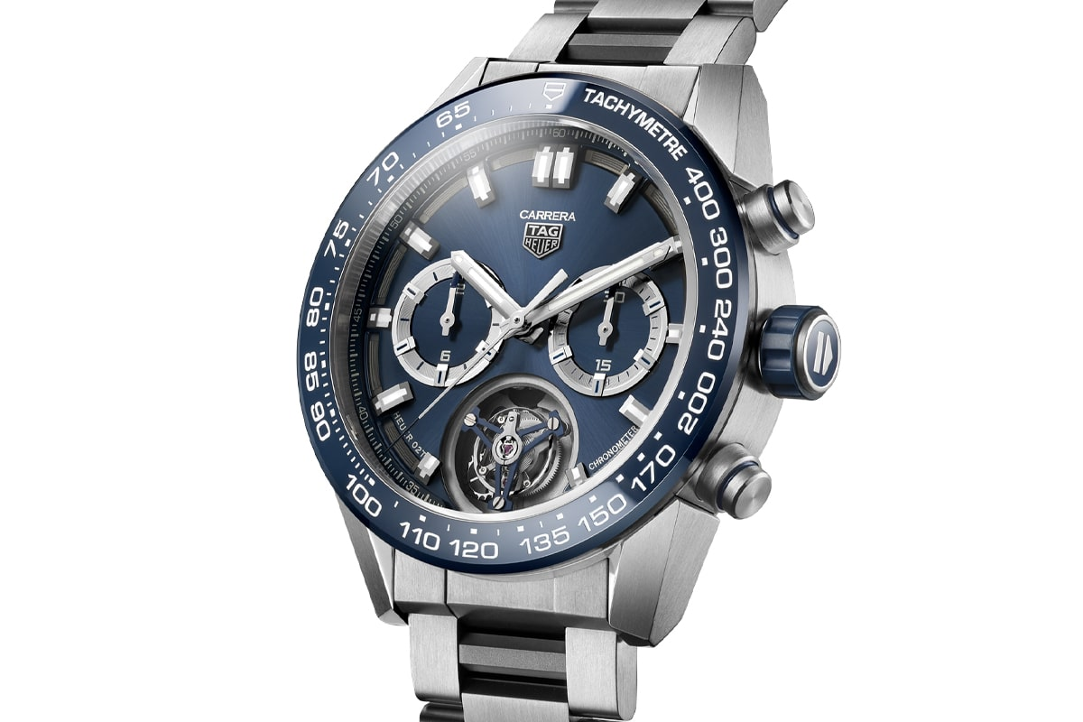 5 tag heuer carrera tourbillon