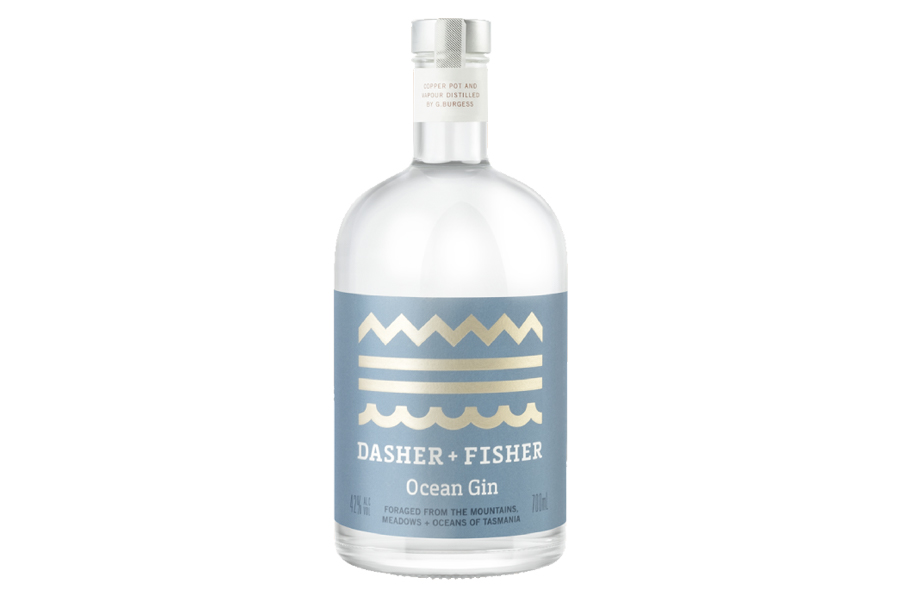 Dasher & Fisher Ocean Gin