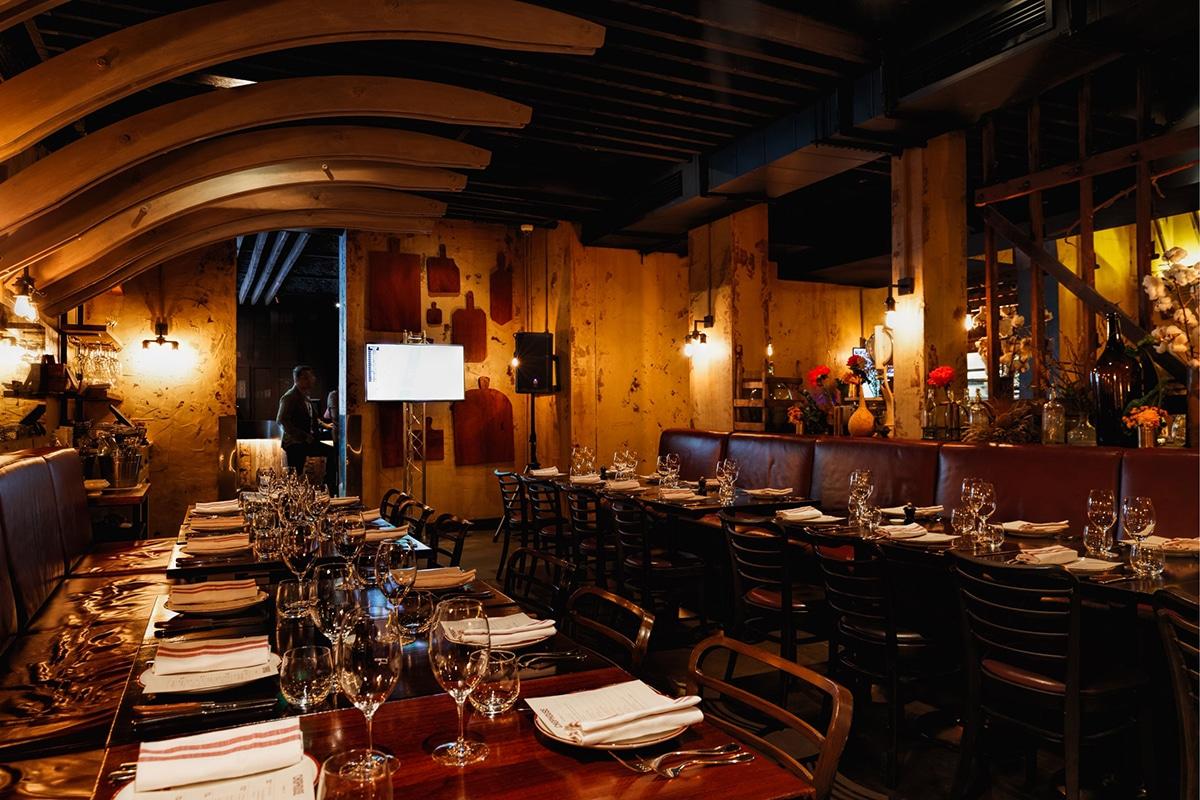chophouse Restaurant interior