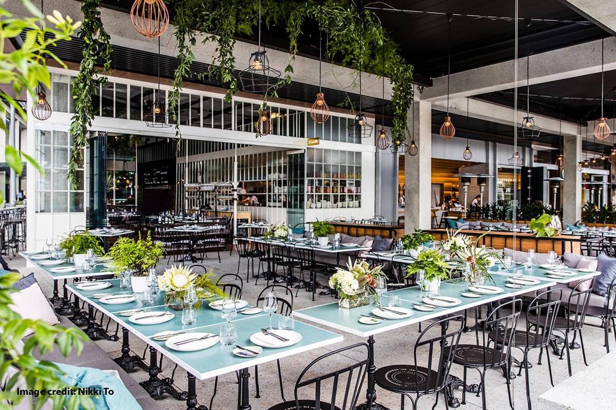 banksii Restaurant interior