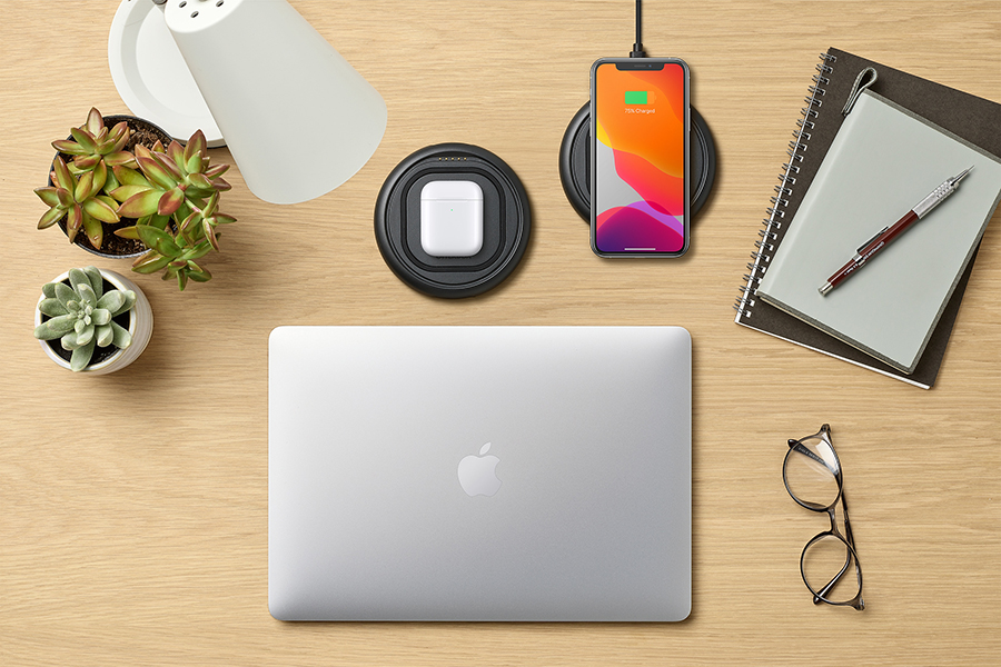 Best Wireless Chargers for iPhone and Android Otterbox Otterspot Wireless Charger