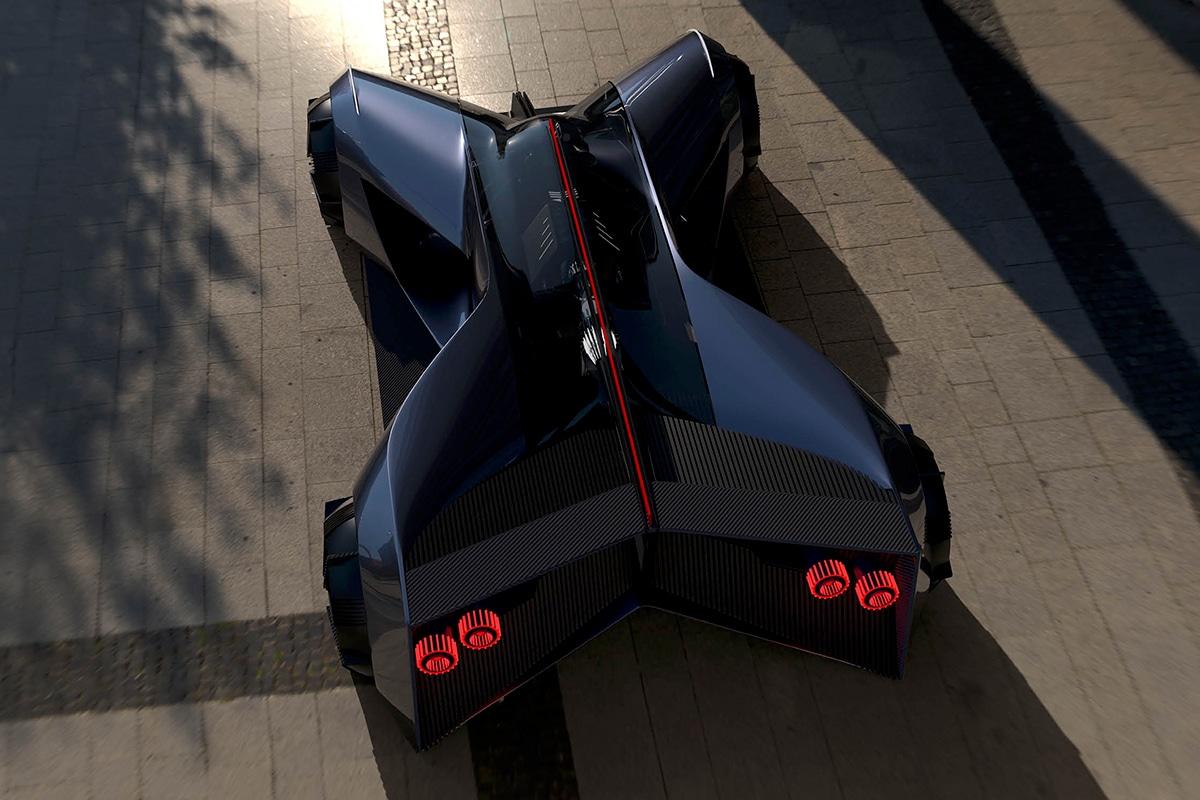 Nissan GT RX 2050 Konzept 1