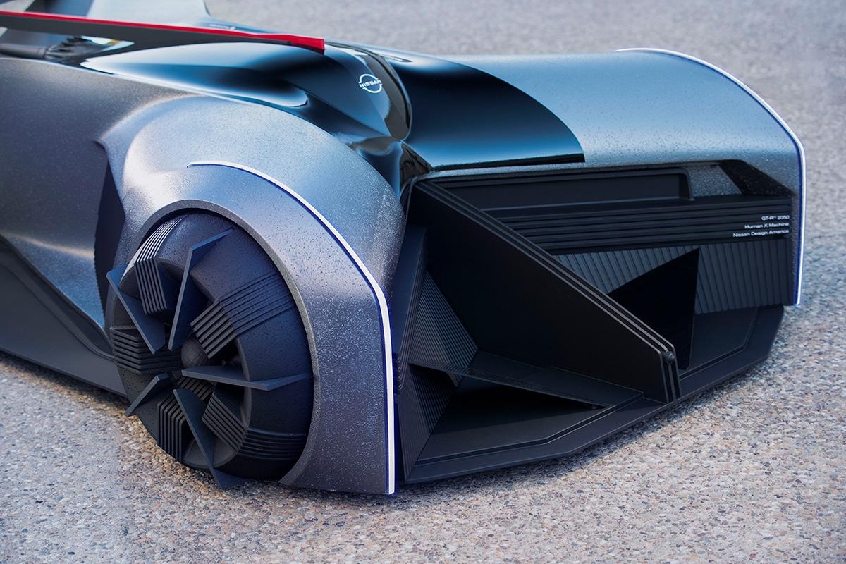 Nissan GT RX 2050 Konzept 10