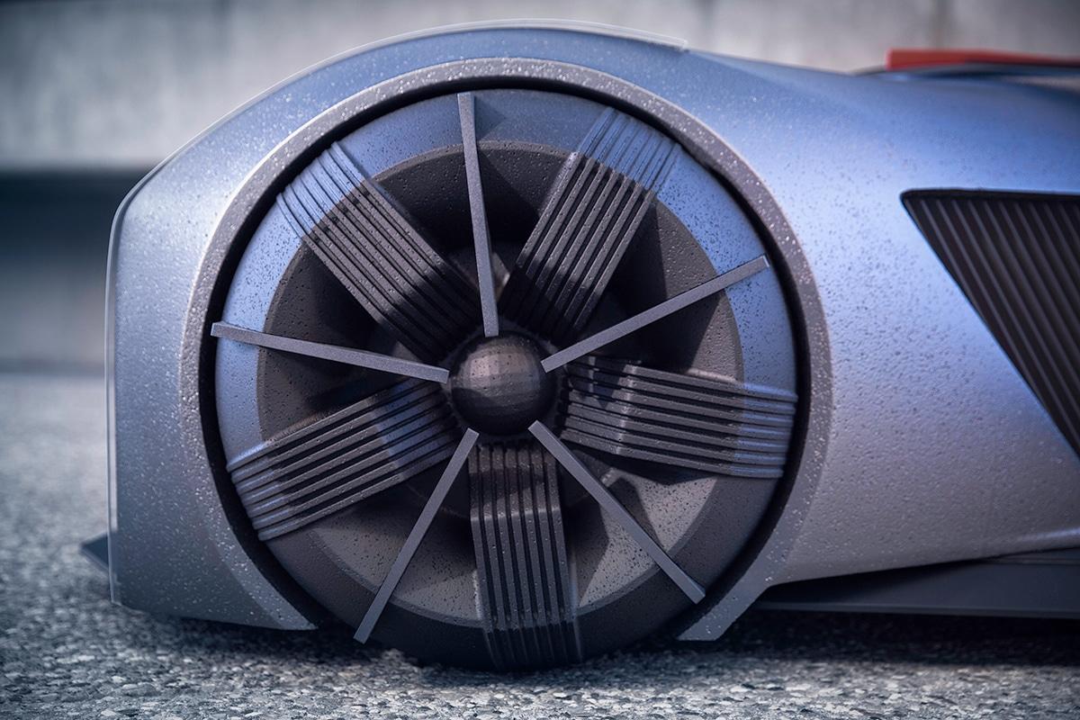 Nissan GT RX 2050 Konzept 8
