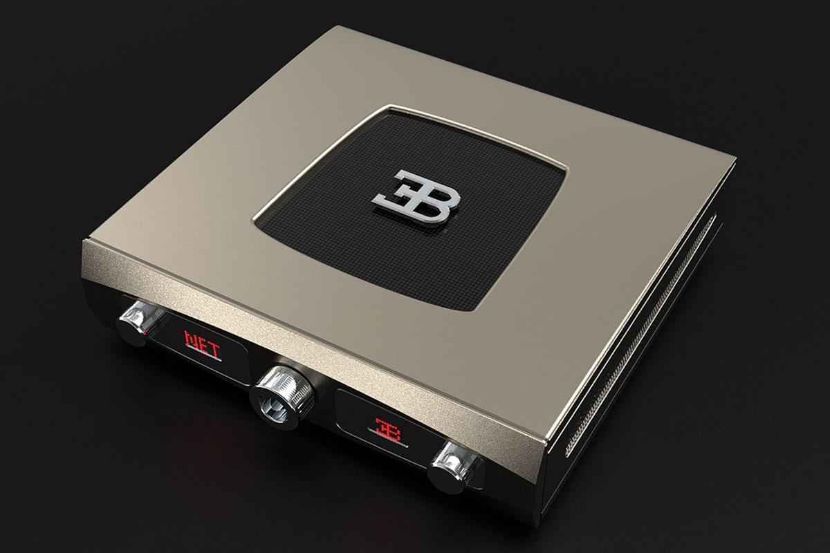 Tidal Audio x Bugatti 9