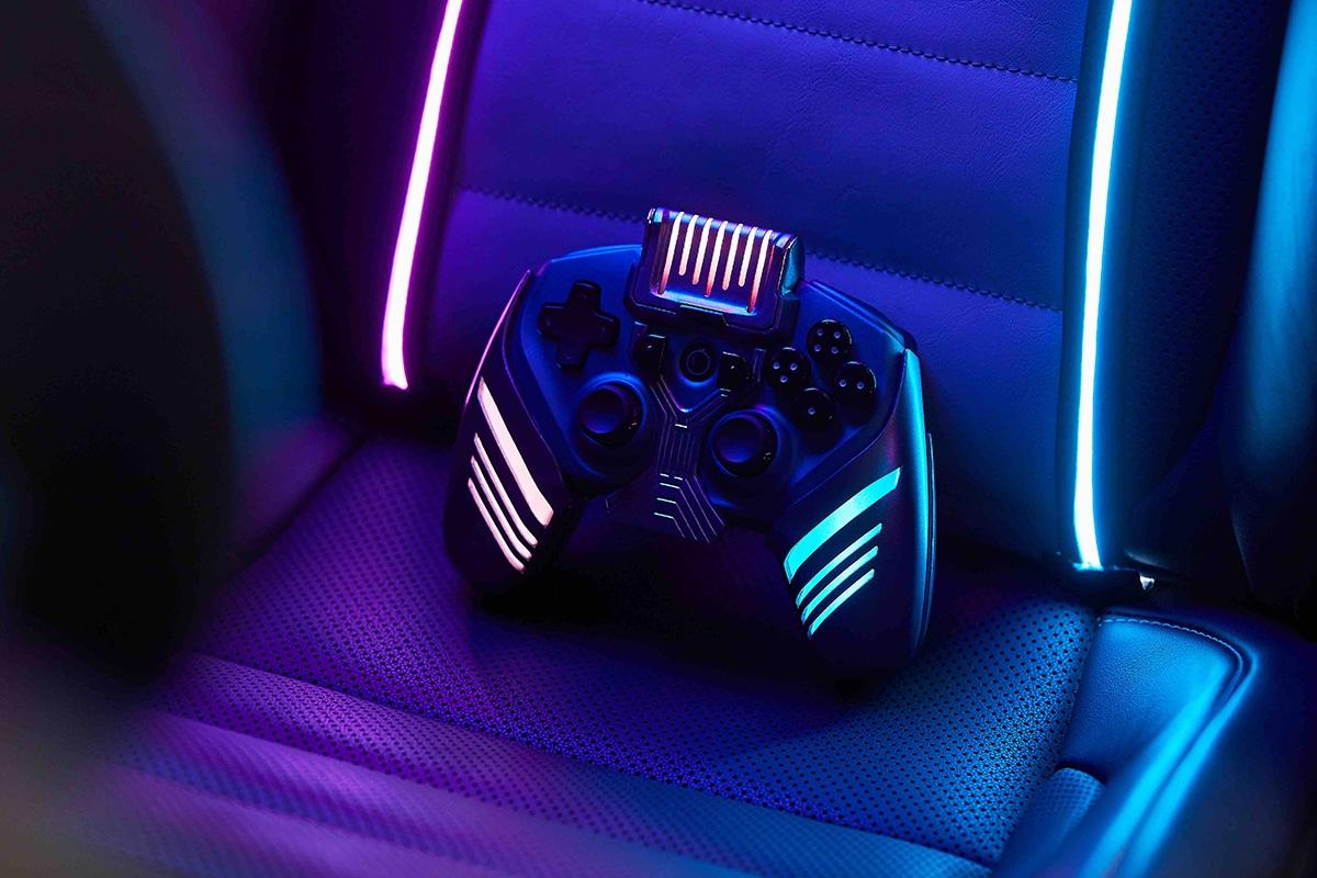 Lexus-Spieler ist 3