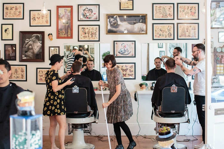 the happy sailors Best Barbers in Sydney