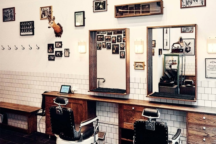 the barber shop york street