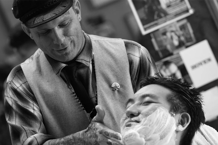 hawleywoods best barbers in sydney