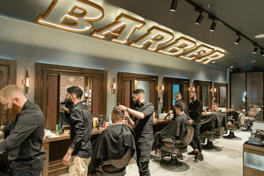 The bearded barber sydney best barbers in sydney