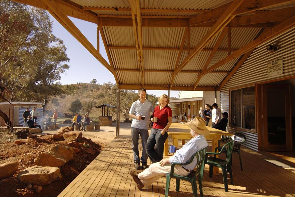 Beste Glamping Spots in der Nähe von Adelaide Skytrek Willow Springs Station