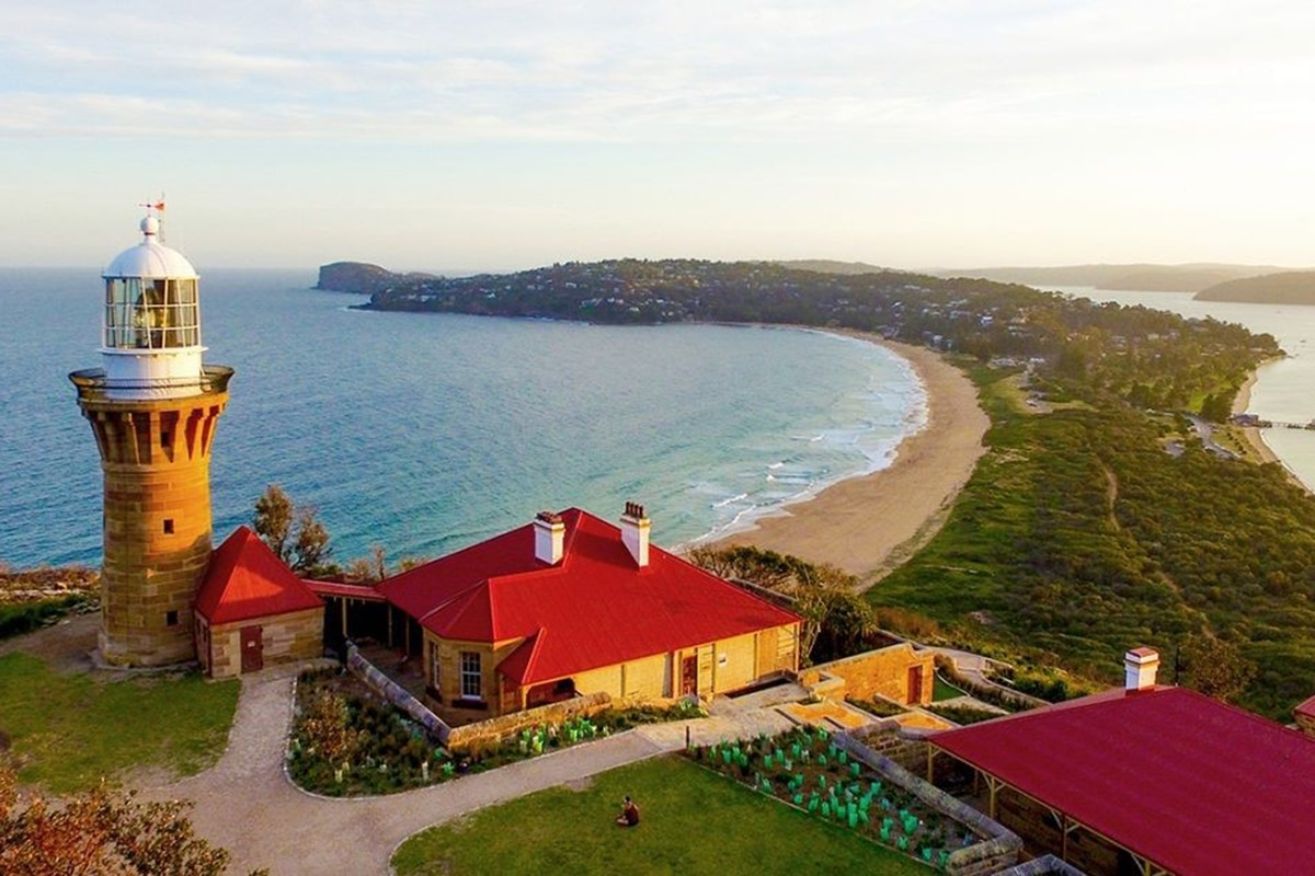 Best Views and Lookout Points in Sydney Barrenjoey Lighthouse, Palm Beach