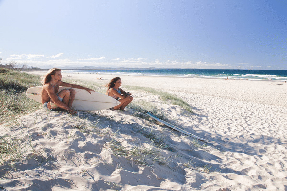 Surf Camp Byron Bay