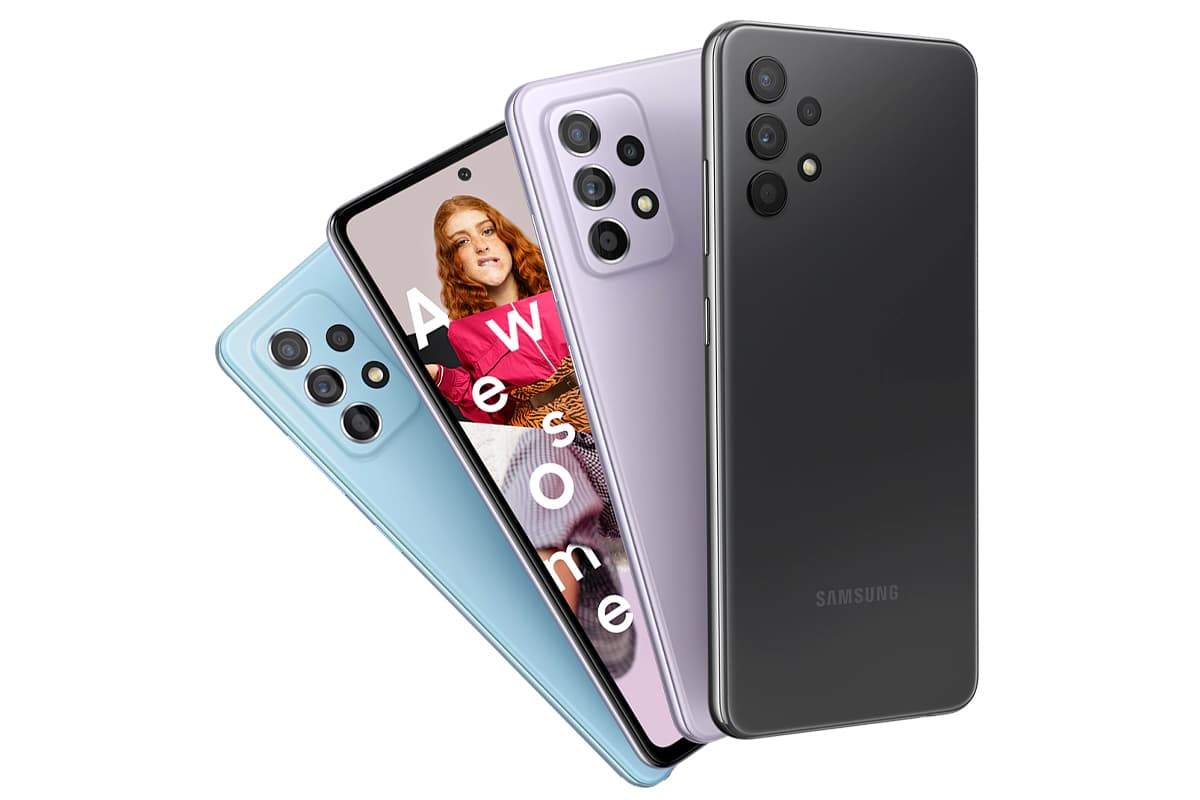 Samsung Galaxie eine Serie a