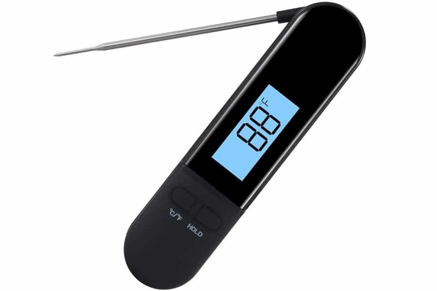 Cevadama Instant Read Kochthermometer