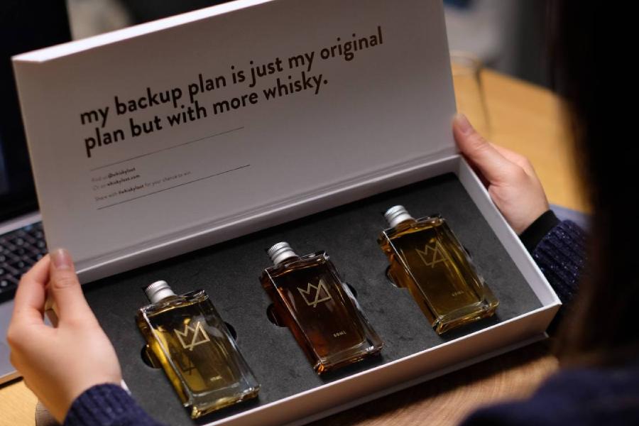 Beantworten Sie unsere Whisky-Umfrage und GEWINNEN Sie ein 6-monatiges Abonnement für Whisky Loot!
