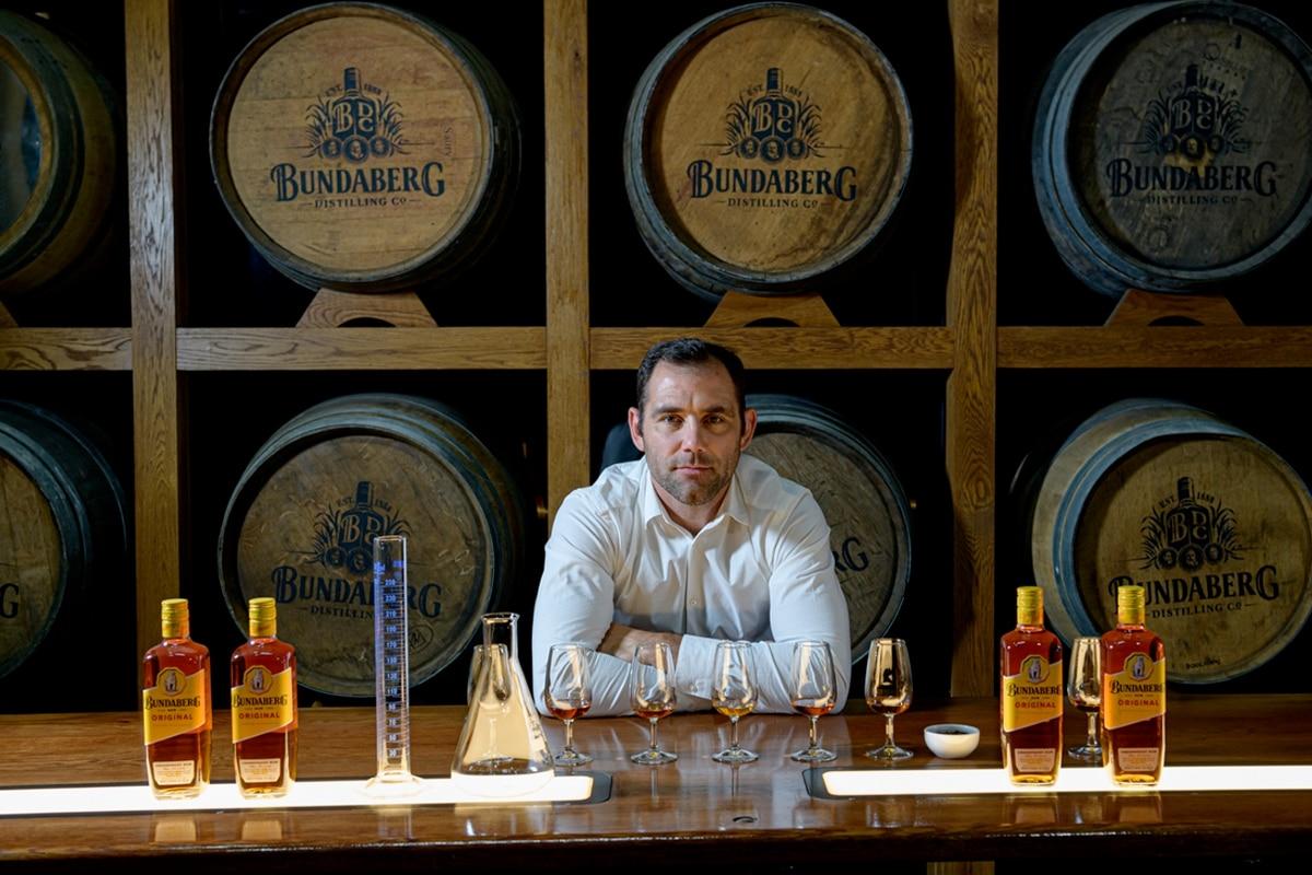 Bundaberg Rum Cameron Smith Charge