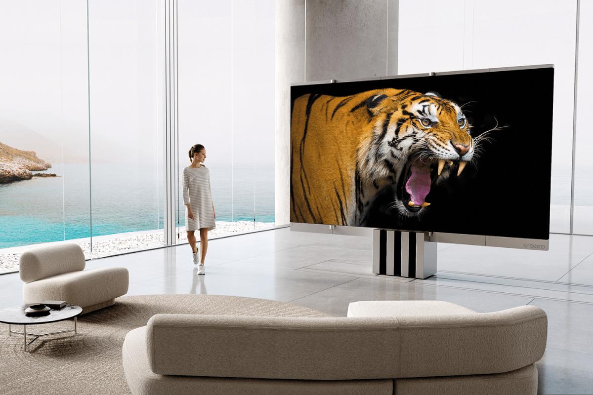 C Seed M1 4K 165-Zoll-Fernseher (7)
