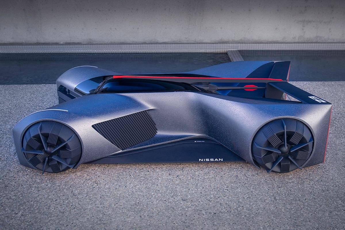 Nissan GT RX 2050 Konzept 5