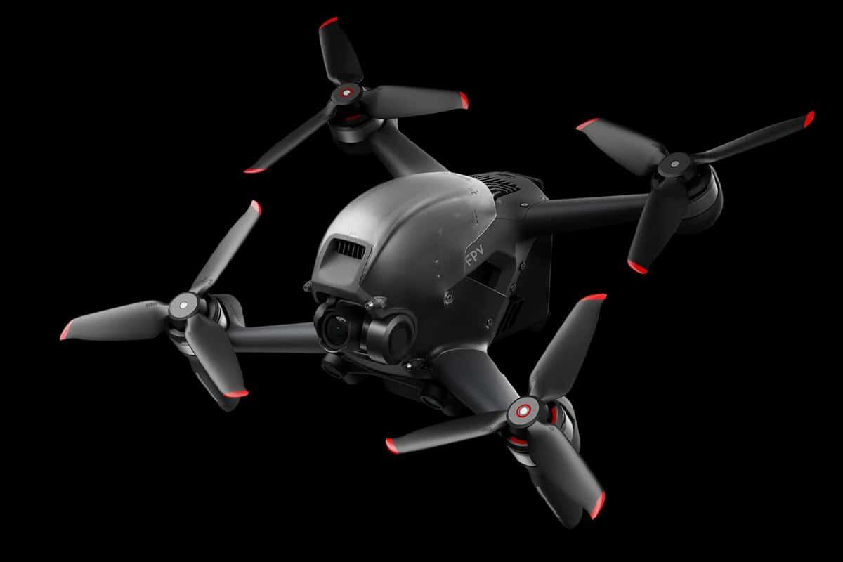 DJI FPV Drone 1