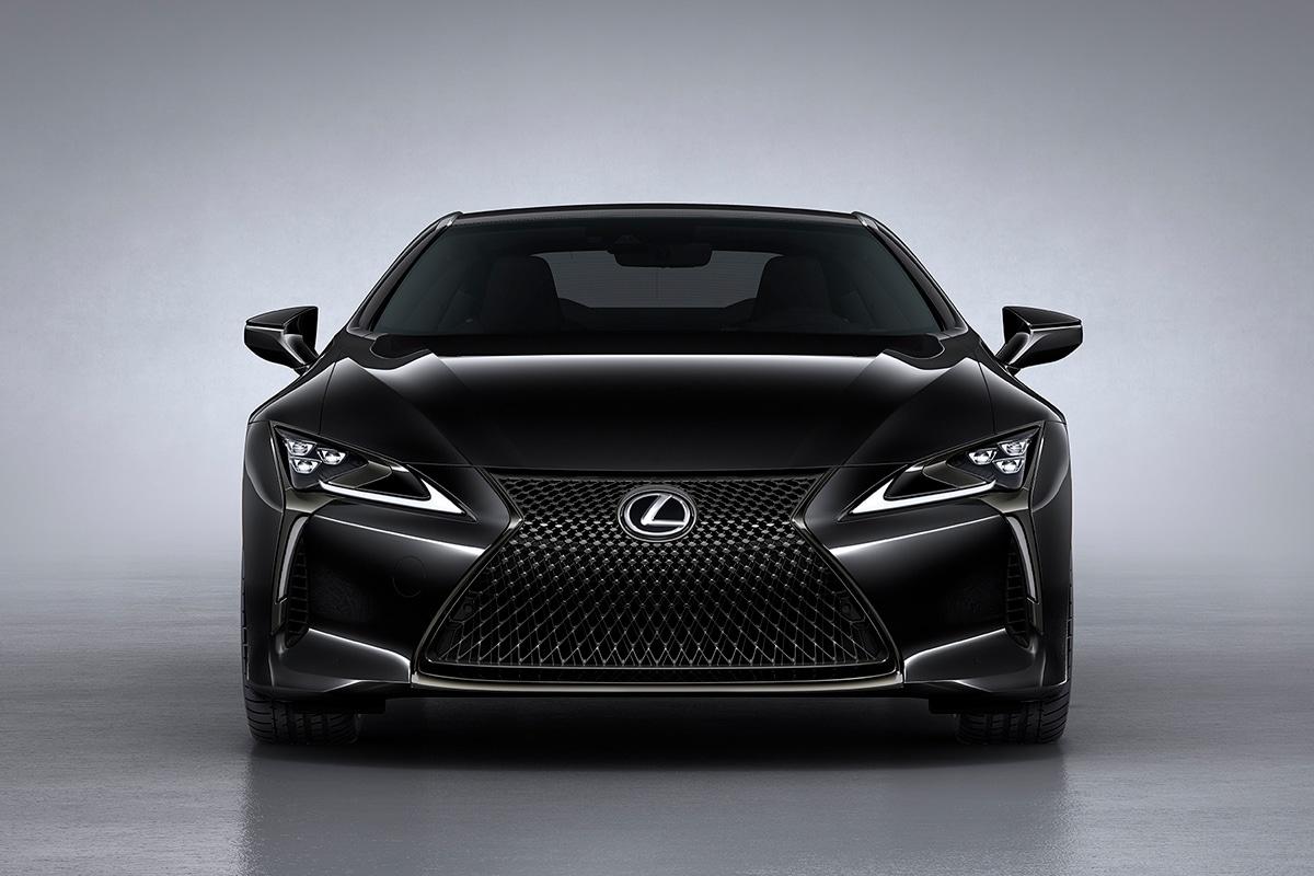 2021 Lexus LC 500 Inspiration Series Coupé vorne
