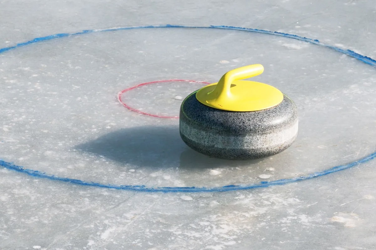 1 Sydney Sliders Curling Bar