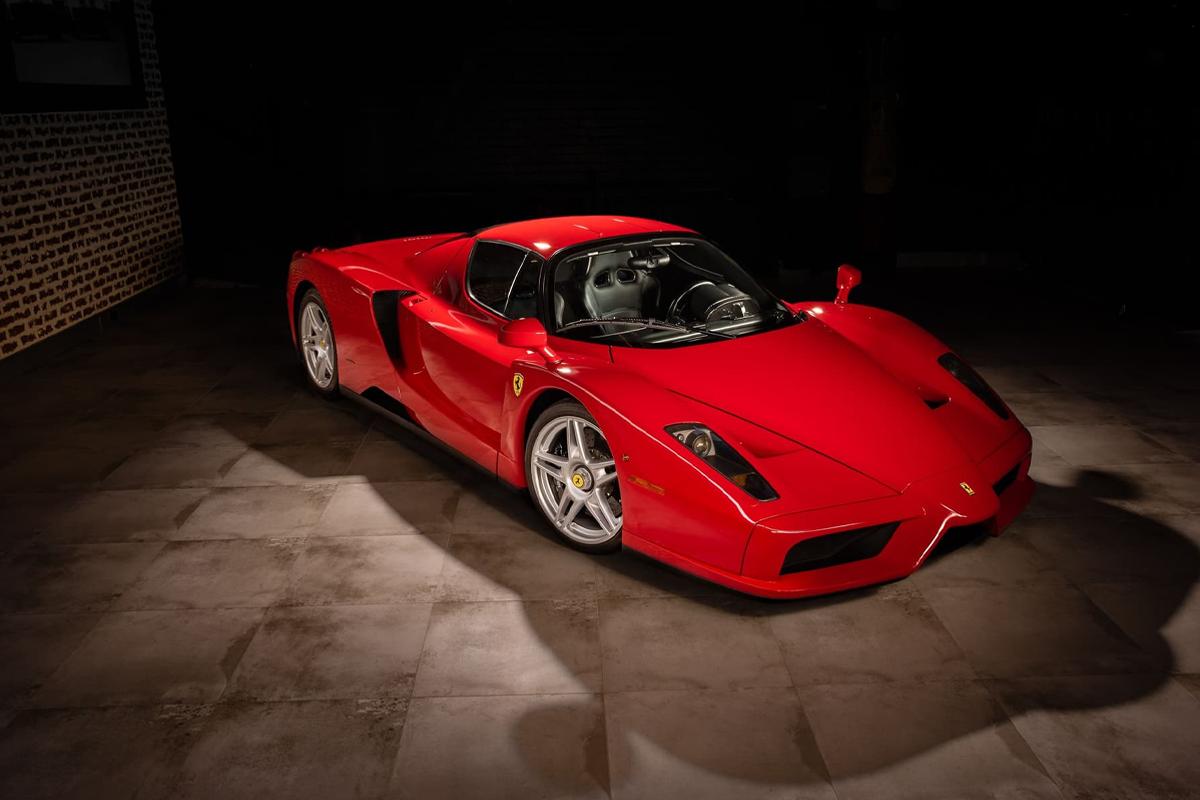 Ferrari Enzo Carsales 3