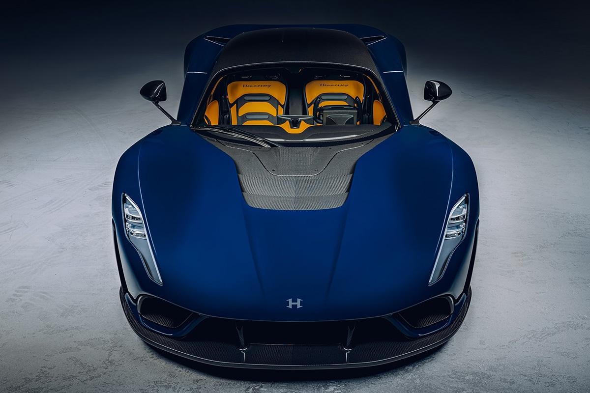 2021 Venom f5 vorne