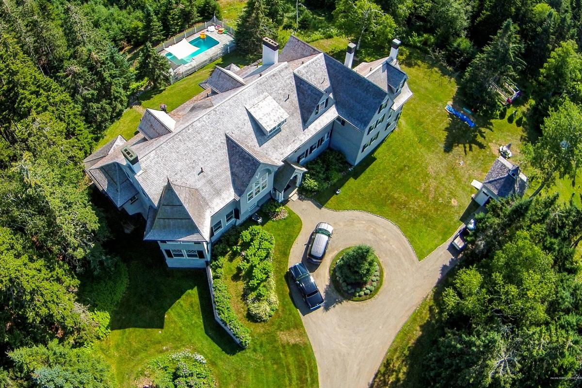 John Travolta Maine House 15