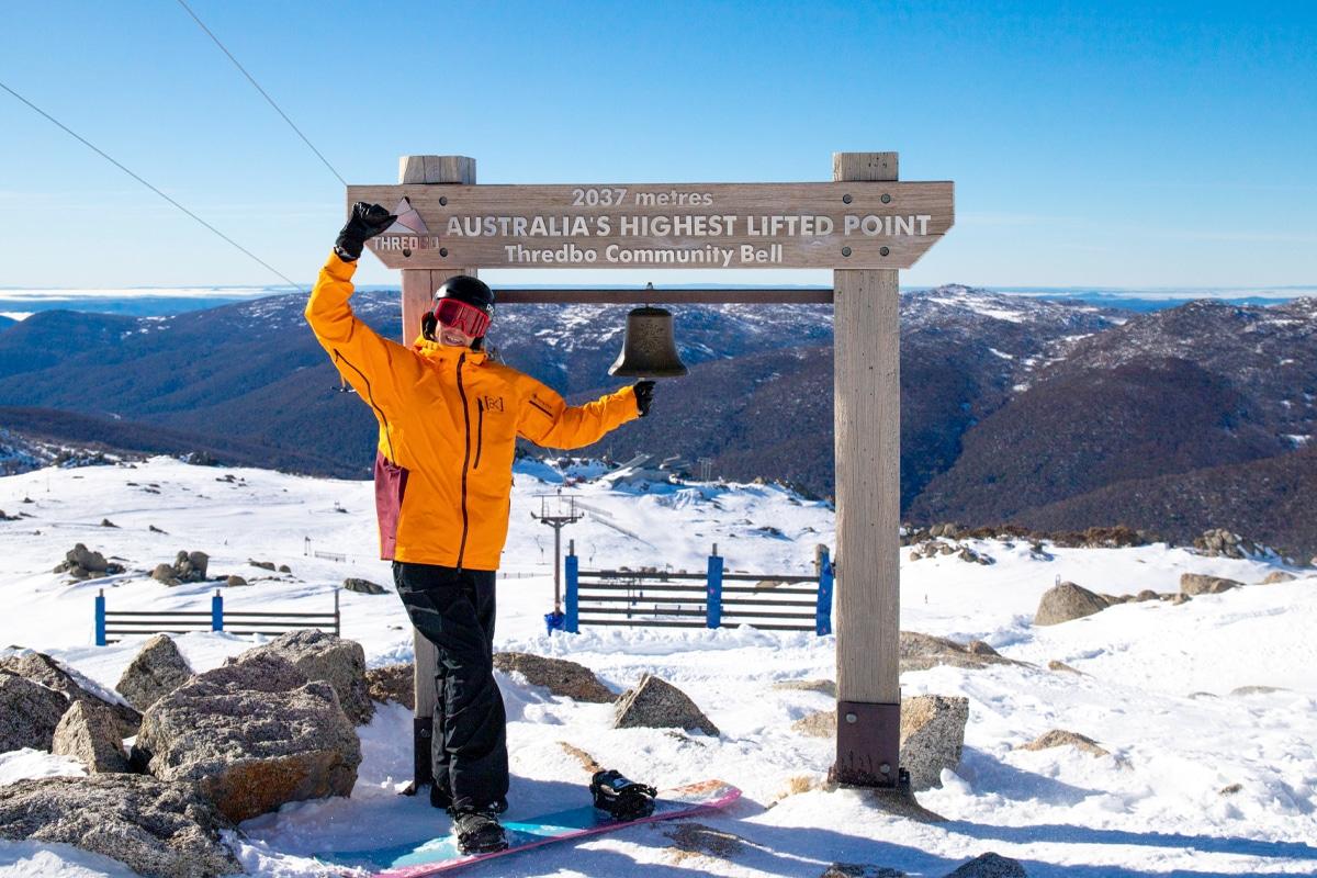 Thredbo Skisaison 2021 a