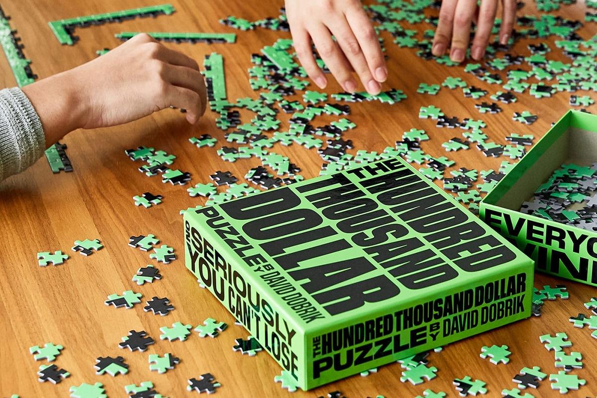 100k Puzzle lösen