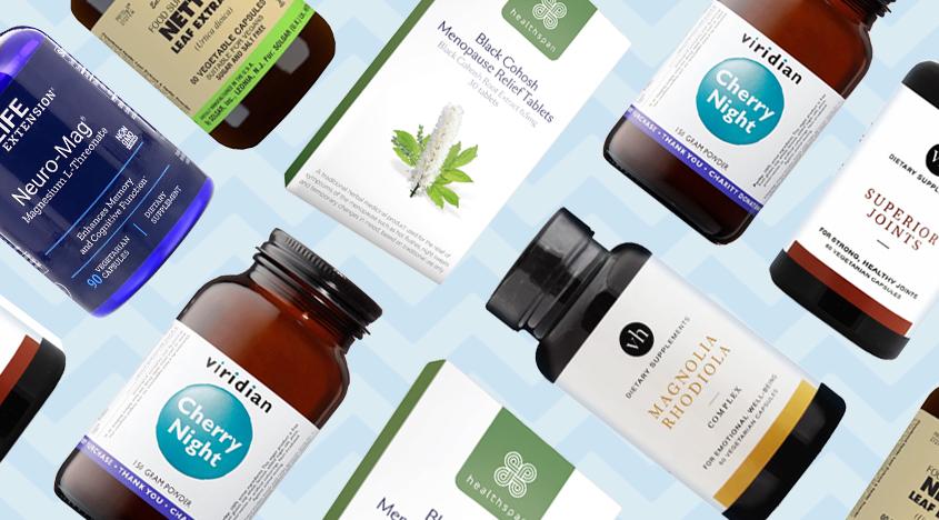 Nahrungsergänzungsmittel für die Wechseljahre: Was man gegen Hitzewallungen, Gehirnnebel und schlechten Schlaf nehmen sollte
