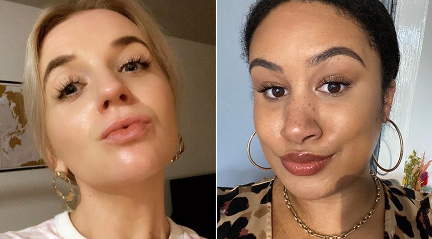 """Lisa Eldridge bezeichnete die falschen Wimpern von Lashify als """"den Traum eines jeden Maskenbildners"""".  Wir haben sie auf die Probe gestellt"""